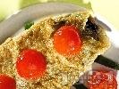 Рецепта Вегетариански зеленчуков шницел с патладжан и сирене паниран в брашно, яйца и галета